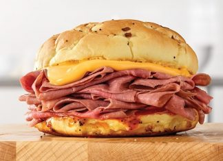 Arby's Beef and Cheddar