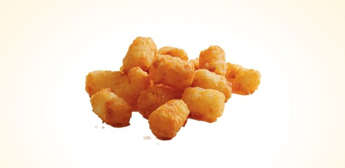 Sonic Tater Tots