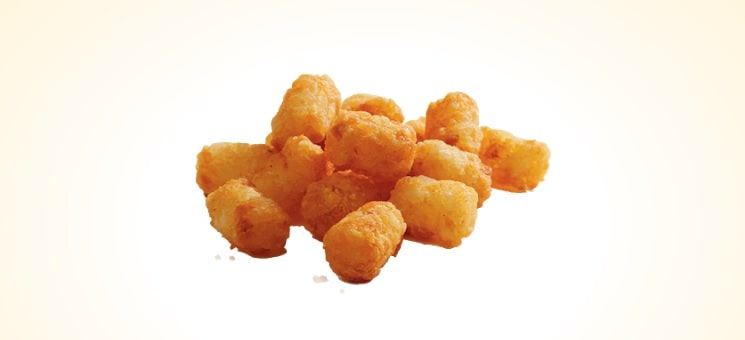 Calories in Sonic Tater Tots - Fast