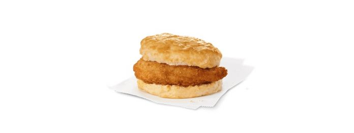 Chick-fil-A Chicken Biscuit Sandwich