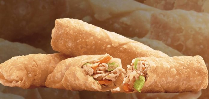 Jack In The Box Egg Rolls calories article