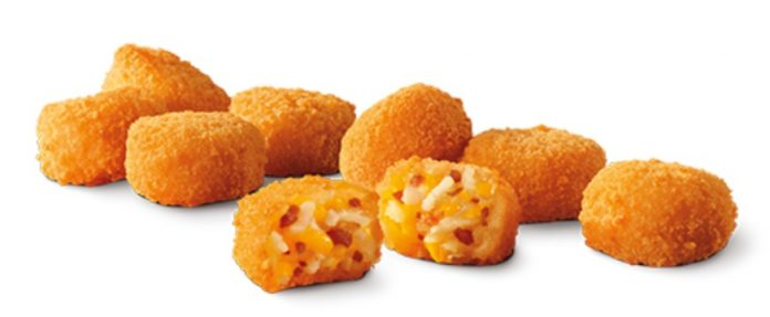 Burger King Bacon Cheesy Tots