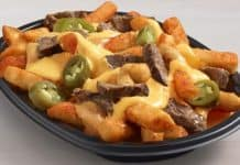 Taco Bell Rattlesnake Fries