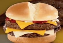 Jack In The Box Ultimate Cheeseburger