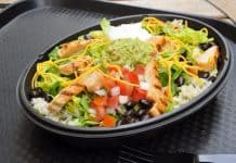 Taco Bell Power Menu Bowl