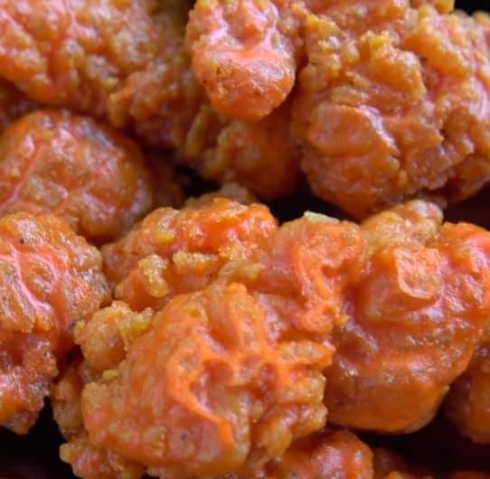 KFC Cheetos Popcorn Nuggets