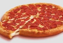Little Caesars Stuffed Crust Pizza