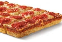 Little Caesars Pepperoni Cheese Bread
