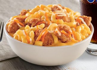 KFC Mac and Cheese Bowl