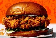 Popeyes New Chicken Sandwich