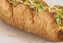 Taco Bell Triplelupa Nutritional Information