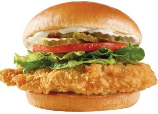 Wendy's Classic Chicken Sandwich
